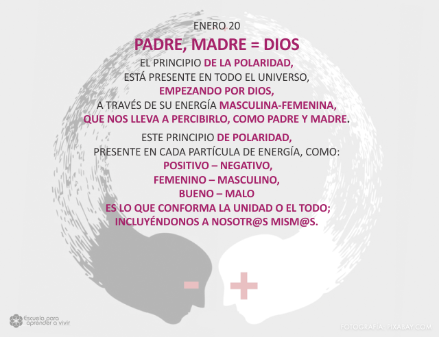 Padre, Madre = Dios