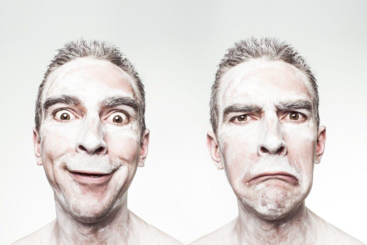¿Reprimes tus emociones?